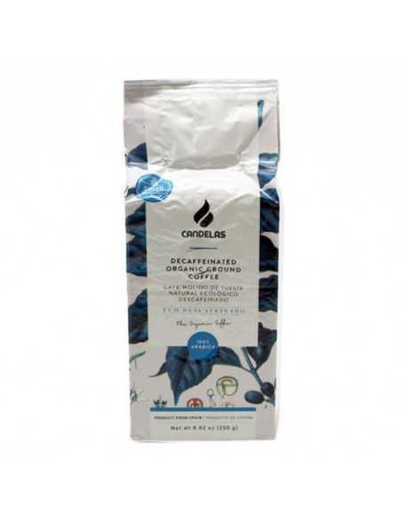 Café molido descafeinado natural 250 g - Candelas