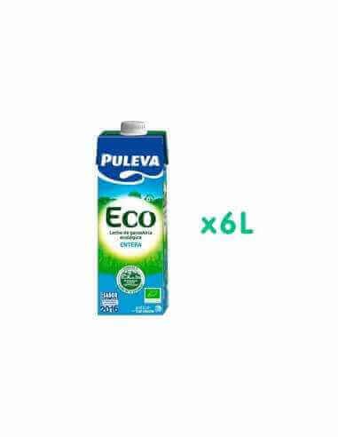 leche ecológica