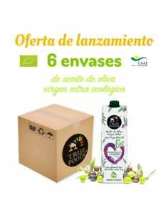 Pack Aceite de oliva virgen extra - True Foods