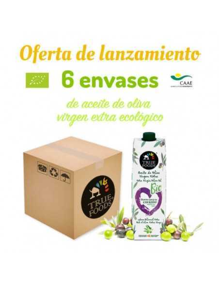 Pack Aceite de oliva virgen extra