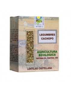 Lenteja castellana 1 kg - Cachopo