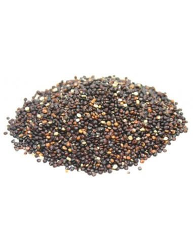Quinoa real negra ecológica
