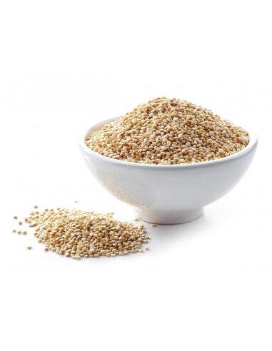 Quinoa real blanca ecológica