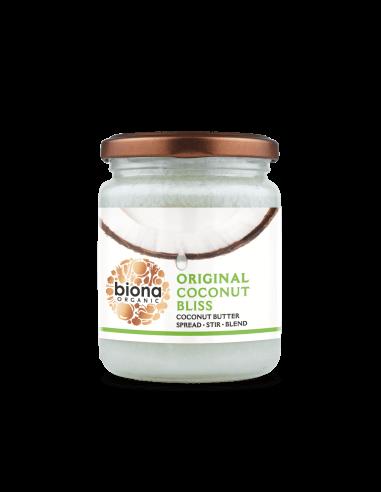 Mantequilla de coco ecológica
