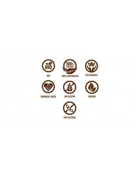 Chocolate Negro 73% Cacao con Menta Piperita ecológico