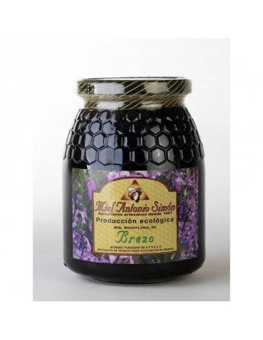 miel de brezo ecológica