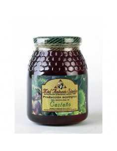 Miel de castaño ecológica