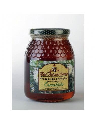 miel de eucalipto ecológica