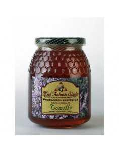 Miel de tomillo ecológica