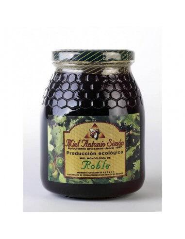 Miel de roble ecológica