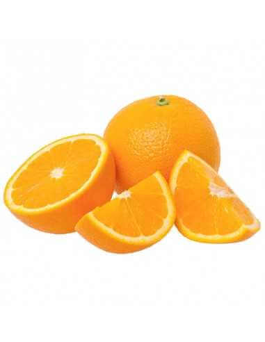 Naranja mesa ecológica