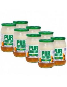 Pack 8x Yogur de albaricoque BIO 150 g - Pur Natur