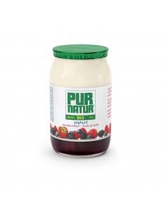 Pack 8x Yogur con frutas del bosque BIO 150 g - Pur Natur