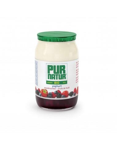 Yogur con frutas del bosque BIO 150 g - Pur Natur