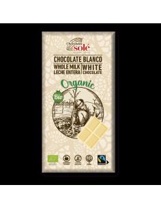 Chocolate blanco 100 g - Chocolates solé