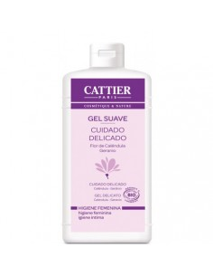 Gel suave cuidado delicado 200 ml - Cattier