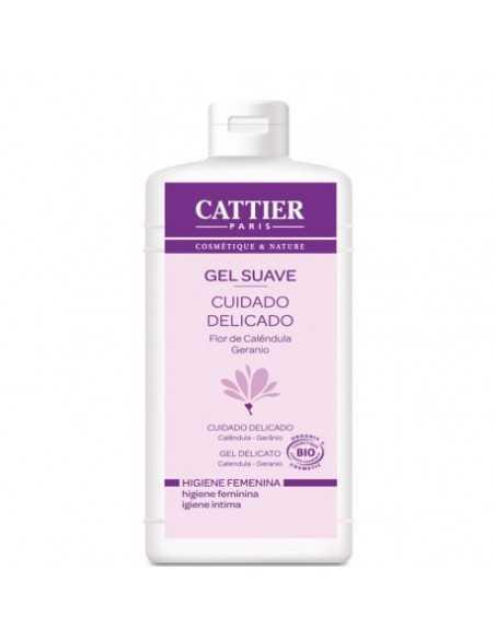 Gel suave cuidado delicado 200 ml - Cattier