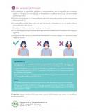 Mascarilla Higiénica Reutilizable - Adulto (+12 Años) - Sol Natural