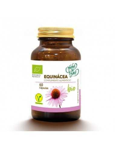 Equinacea BIO - 60 cápsulas - Herbes...