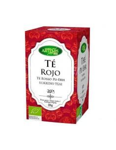 Té Rojo BIO (Pu Erh)