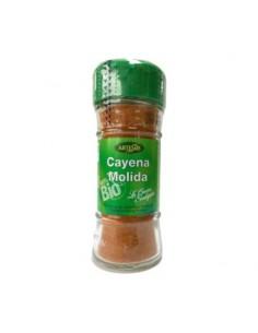 Cayena molida BIO - Artemis