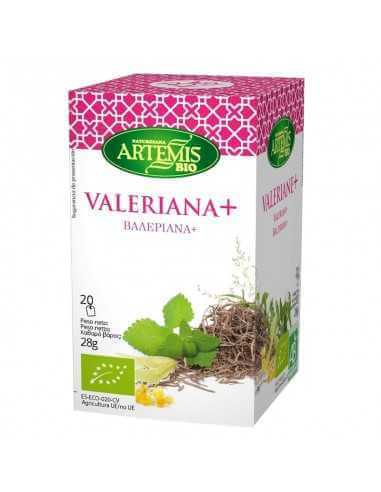 Valeriana BIO 20 bl - Artemis