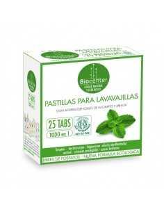 Pastillas ecológicas para Lavavajillas - Biocenter