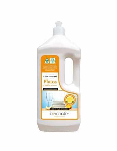 Detergente ecológico Platos y...