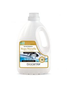 Detergente ecológico para lavadora - Marsella - Biocenter - envase Ecofriendly 2000 m