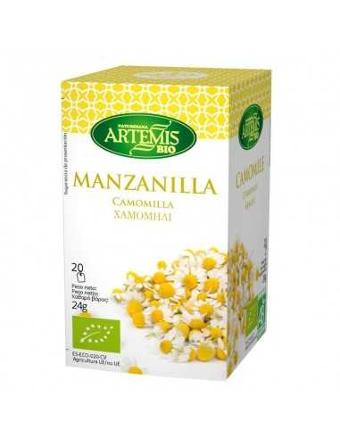 Manzanilla BIO 20 bl - Artemis