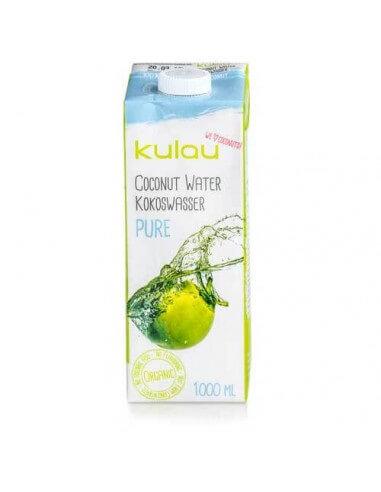 agua de coco ecológica