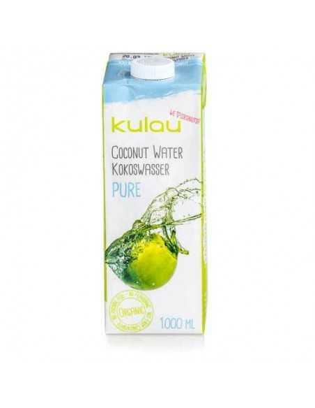 Agua de coco pura 1l.