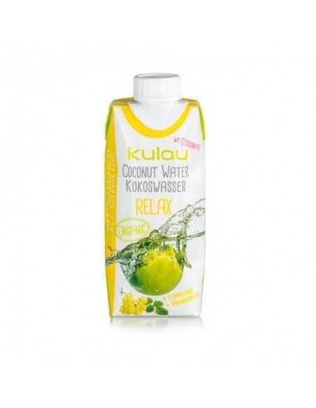 Agua de coco relax 330 ml