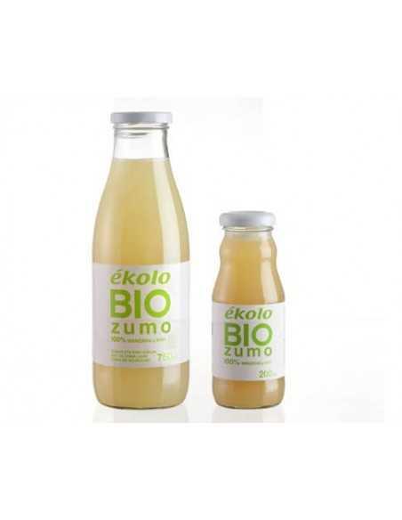 Zumo de kiwi y manzana bio - Ékolo