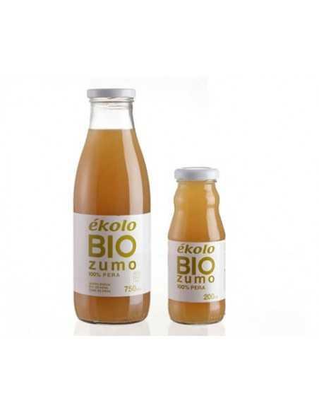 Zumo de pera bio - Ékolo