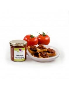 Paté tomate ecológico