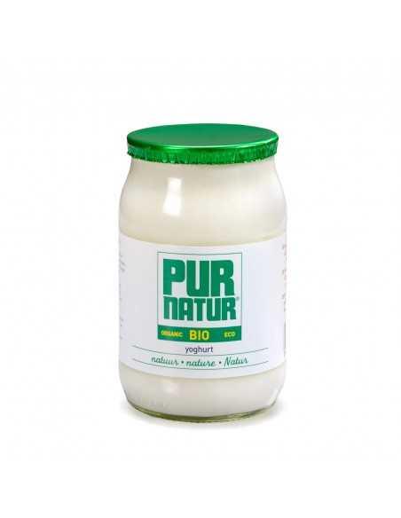 Pack 8x Yogur natural BIO 150 g - Pur Natur