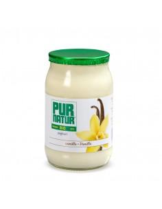 Yogur Bio con vainilla