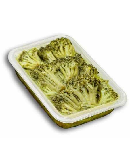 BIO Brócoli salteado con AOVE