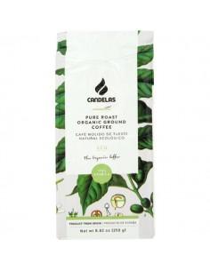 Café molido natural Ecológico 250g - Candelas