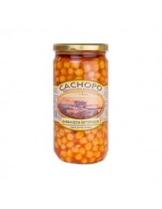 Garbanzos estofados - Cachopo
