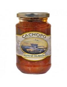 Pisto de calabacín - Cachopo