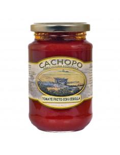 Tomate frito con cebolla - Cachopo